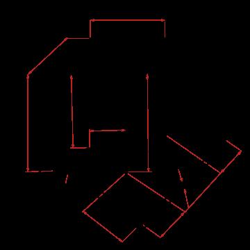 Harjapiippu-kaavio